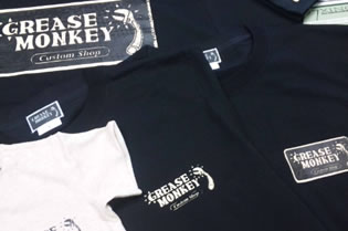 GREASE MONKEY GOODS